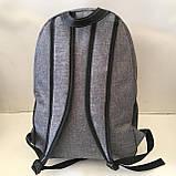 Рюкзак молодежный в стиле Найк Nike городской мужской., фото 3