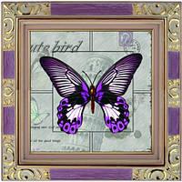 """""""Бабочка"""" Набор для рисования стразами"""