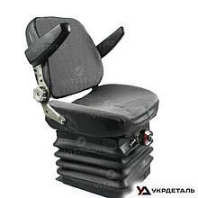 Сиденье МТЗ-80, МТЗ-82, ЮМЗ УК (с подлокотниками)   80-6800010 VTR