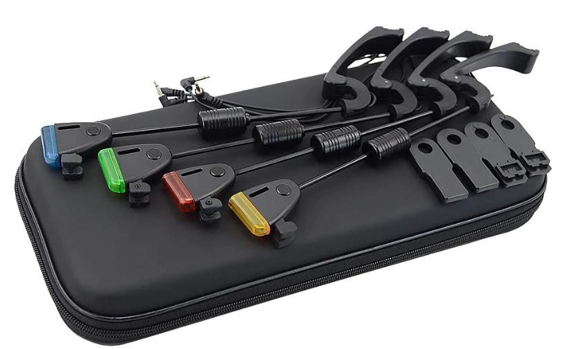 Набір свінгерів Hirisi B2001 в футлярі, модель 2019 року, для сигналізаторів, фото 1