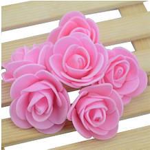 Набор розовых цветочков - 50шт.
