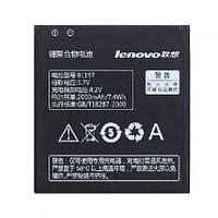 Аккумулятор BL197 (Li-ion 3.7V 2000mAh) для мобильного телефона Lenovo S720