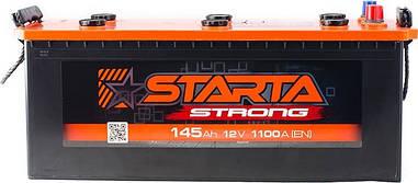 Автомобильный аккумулятор Starta Strong 6СТ-145