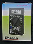 Мультиметр Digital DT830B, фото 2