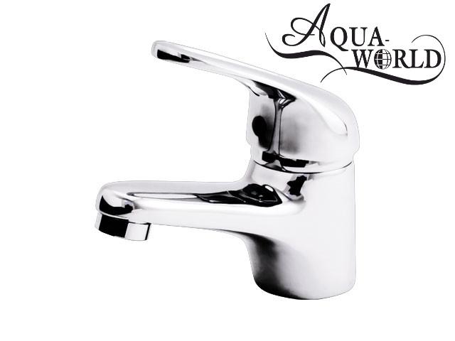 Смеситель для умывальника Aqua-World СМ35Э.17