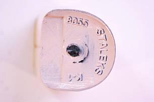 Каблук женский пластиковый 8055 Цвет:пудра р.1-3  h-7,3-7,9 см., фото 2