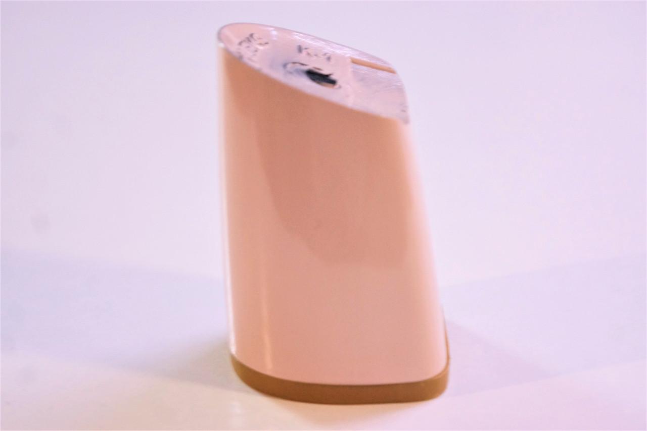 Каблук женский пластиковый 8055 Цвет:пудра р.1-3  h-7,3-7,9 см.