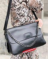 Сумка натуральная кожа черный , черная ss25827 кожаные сумки