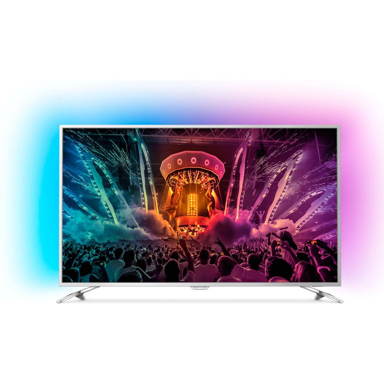 Телевизор Philips 49PUS6561/12 Silver (F00115398)