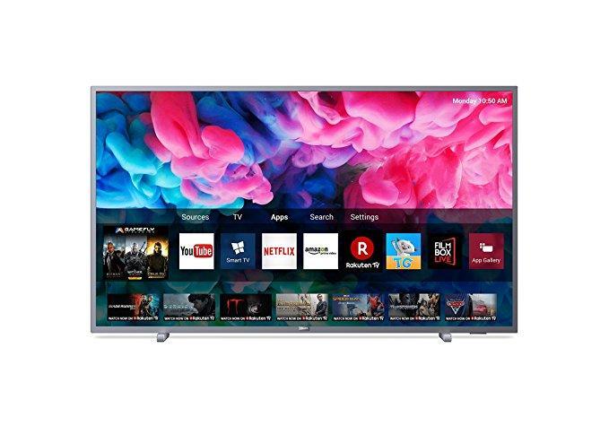 Телевизор Philips 50PUS6523/12 (F00155881)