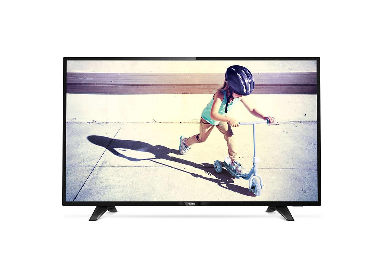 Телевизор Philips 49PFS4132/12 (F00133995)