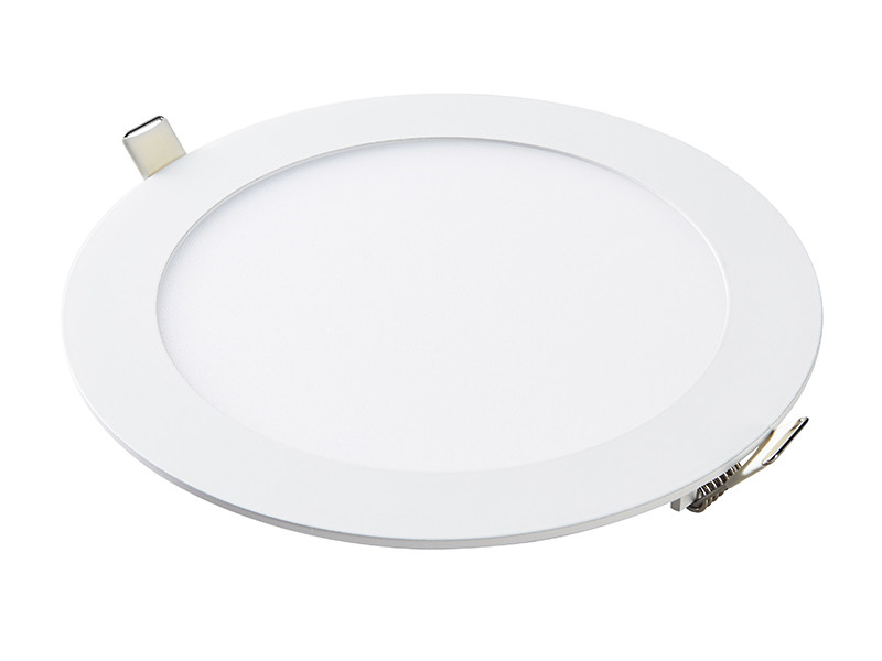 Світлодіодна панель кругла-12Вт (Ø174/Ø158) 6400K, 950 люмен LEZARD