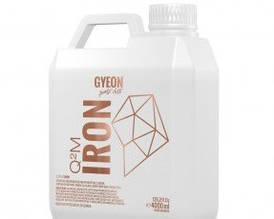 Очиститель коррозийных окислений, тормозной пыли на дисках Gyeon Q2M Iron Айрон 4л
