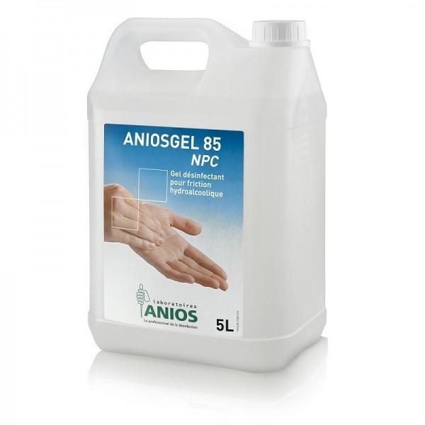 Гель для дезинфекции рук Аниосгель 85 НПК 5 л