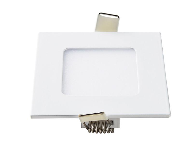 Світлодіодна панель квадратна-3Вт (85x85) 6400K, 240 люмен LEZARD