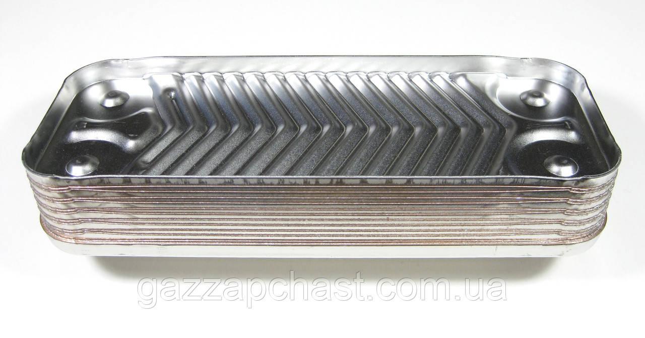 Теплообмінник Biasi Innovia, Rinnova, Delta, Parva пластинчастий, 12 пл. Alfa Max BI10110001