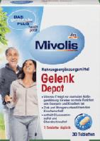 Das gesunde Plus Mivolis Gelenk Depot витаминный комплекс для здоровых хрящей, суставов и костей 30 шт.