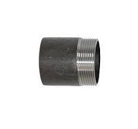 Резьба короткая стальная 40мм