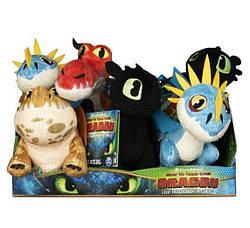 Отгрузка новинок - игрушки герои мультсериала Как приручить дракона