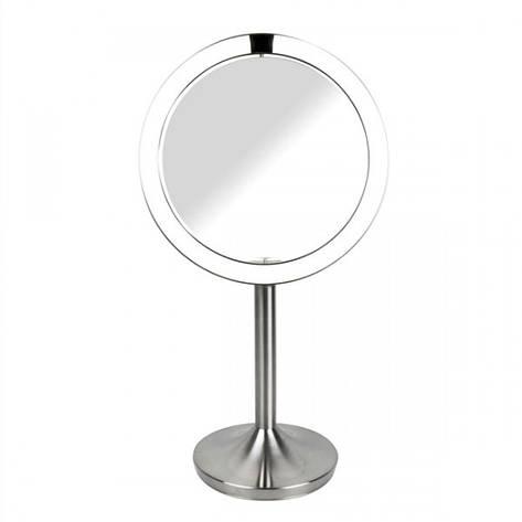 Косметическое зеркало с увеличением и подсветкой  HoMedics Twist, фото 2