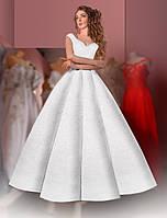 Глитерное Свадебное Платье, фото 1