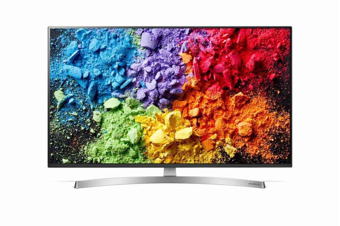 Телевизор 4K Ultra HD LED LG 55SK8100PLA