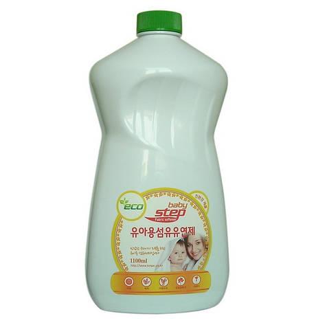 Кондиционер KMPC Baby Step Fabric Softener для детского белья 1100 мл (582736), фото 2