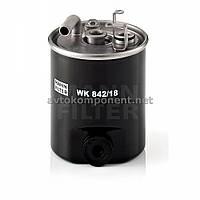 Фильтр топливный Mercedes-Benz (MB) SPRINTER, VITO (пр-во MANN) (арт. WK820/1)