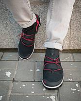 """Кроссовки Nike Air VaporMax FK Utility """"Черные\Красные"""", фото 3"""