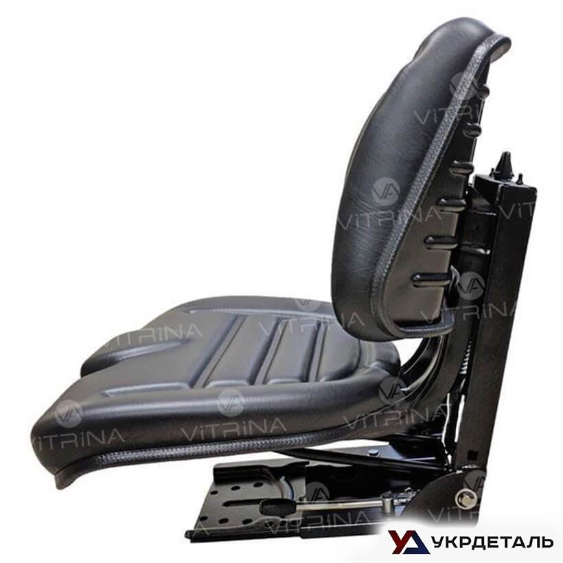 Сиденье (кресло) МТЗ, ЮМЗ, Т-16, Т-25, Т-40, Т-150 (кожзам. с регулировкой веса) | Star (Турция)