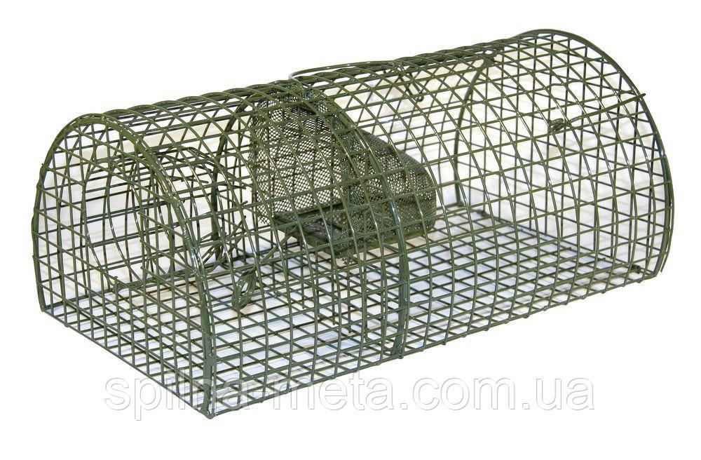 Ловушка для нескольких крыс Alive MultiRat 40х24х18см