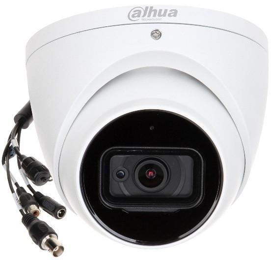 Камера видеонаблюдения 5Мп Starlight HDCVI видеокамера DH-HAC-HDW2501TP-Z-A