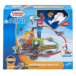 Игровой набор Томас и друзья Моторизованный спасатель Thomas & Friends MINIS Motorized Rescue