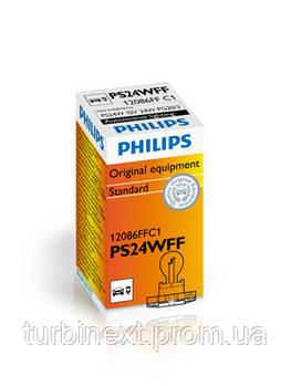Автолампа 24W PHILIPS PS 12086 FF C1