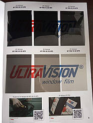 Автомобільні плівки преміум класу UltraVision High Perfomance