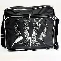 Спортивная школьная сумка 28*33*13,5