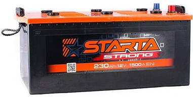 Автомобильный аккумулятор Starta Strong 6СТ-230