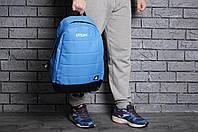 Спортивный рюкзак в стиле Reebok синий