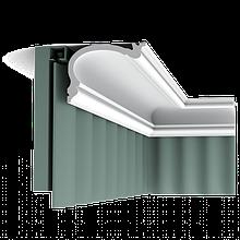Шторный карниз  Orac Decor C341,лепной декор из полиуретана.