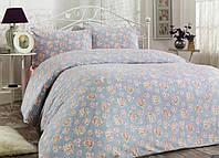 Комплект постельного белья Le Vele Florist фланелевый 220-160 см, фото 1