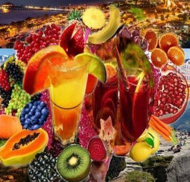 Концентрати фруктові натуральні