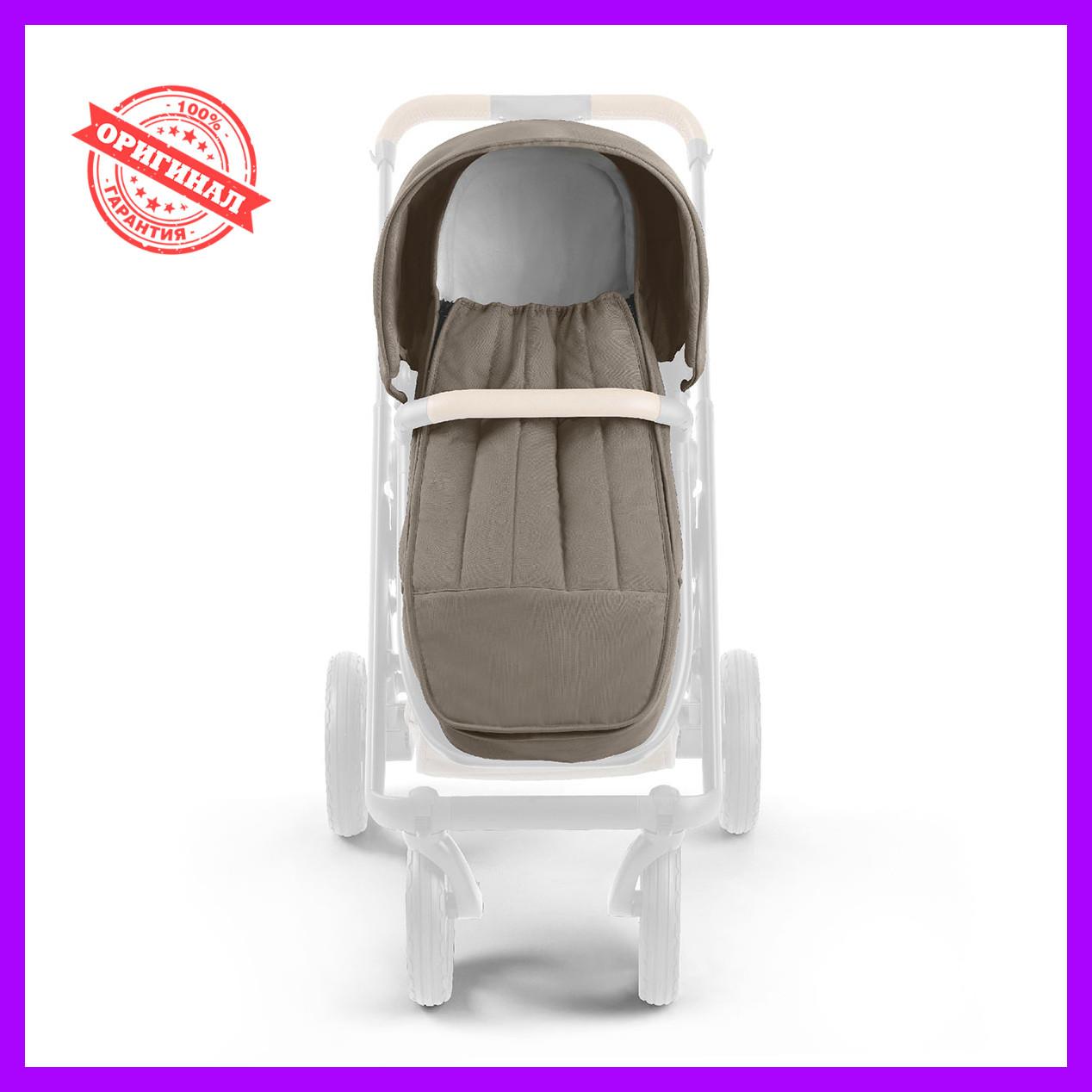 Спальный мешок в коляску Neonato Puro коричневый N959/BR