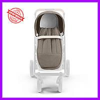 Спальный мешок в коляску Neonato Puro коричневый N959/BR, фото 1