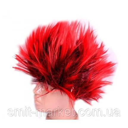 Перука Домовичка червоний, фото 2