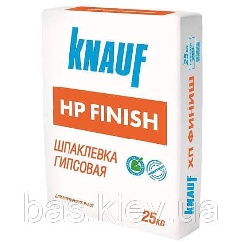 Шпаклівка Knauf HP Finish , мішок 25 кг.