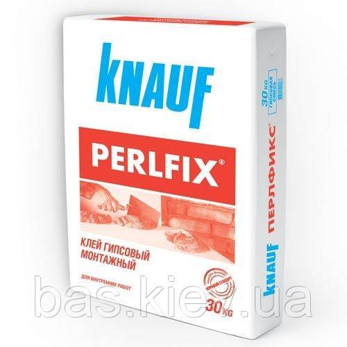 KNAUF Клей для гипсокартона ПЕРЛФИКС , мішок 30 кг