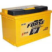 Автомобільний акумулятор Forse 6СТ-77 ампер (7628)