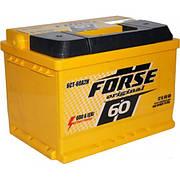 Автомобильный аккумулятор Forse Forse 6CT-60 Ампер