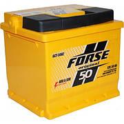 Автомобільний акумулятор Forse 6ст-50 50А/год