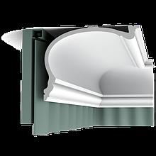 Шторный карниз  Orac Decor C343,лепной декор из полиуретана.